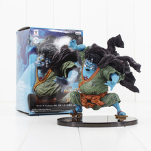 17CM JINBE Model ONE PIECE Japan Anime Action Figure free shipping decoration toy for boys
