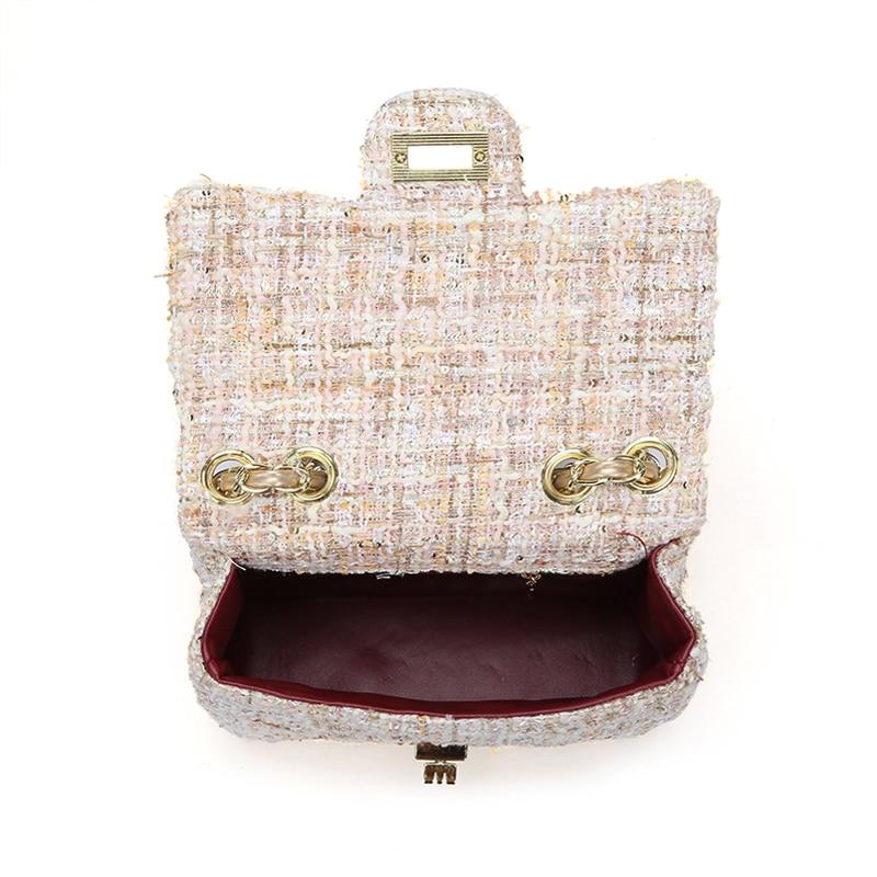 Jollque Жіноча розкішна сумочка Crossbody - Сумки - фото 4