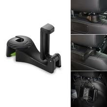 Accessori Per Interni auto Poggiatesta del Sedile Gancio Supporto Del Telefono Per Audi Quattro A4 A5 A6 A7 A8 TT S4 S3 S5 s6 S7 S8 TT Q3 Q5 A1 B5 B6