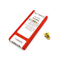 10 шт. R390-11T308 PM 1025 карбидные вставные фрезерные инструменты для фрезерования лица токарные инструменты Токарный резак инструмент токарная вставка R390 11T308