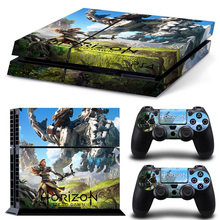 Horizon Zero Dawn PS4 Skin Sticker& 2 Controller Vinyl Decal Sticker