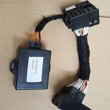 Новейший для Plug and play Exx BMW E60 E90 E87 CIC модифицированный навигационный речевой адаптер эмулятор