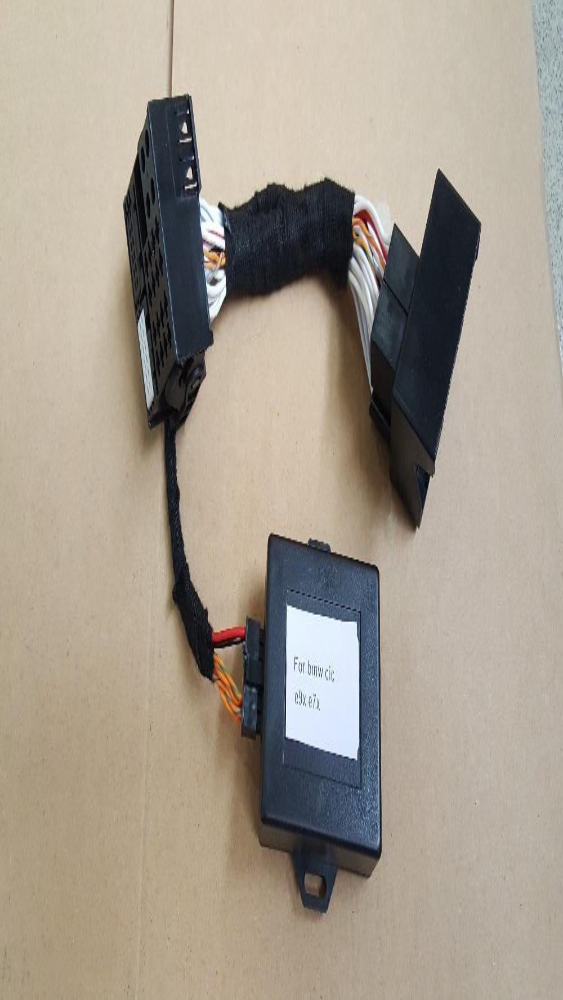 Le plus récent pour Plug and play Exx BMW E60 E90 E87 CIC modification navigation adaptateur vocal émulateur