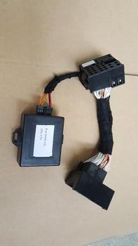 NIEUWSTE Voor Plug en play Exx BMW E60 E90 E87 CIC retrofit navigatie voice adapter emulator