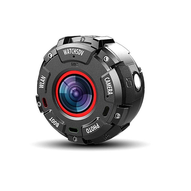 WIFI Mini Camera full hd 1080p waterproof digital sports video camera anti drop anti dust 30M waterproof wearable action camera