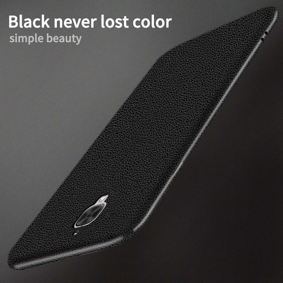 For OnePlus 3t Case Oneplus 3 Back Cover Ultra Thin Silicone Leather For Oneplus 3T Cover One Plus 3 Three Phone case Soft Coque