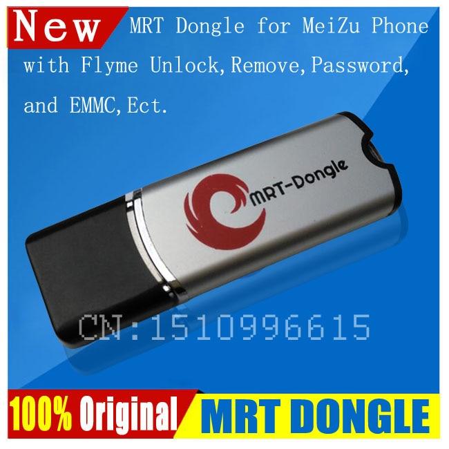 100% DONGLE MRT Dongle MRT Original pour Meizu Flyme compte déverrouillage suppression de mot de passe et EMMC entièrement activé