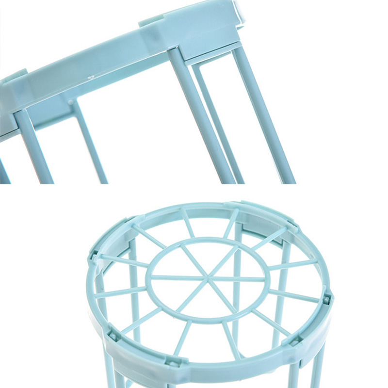 Кухня стока стойки чаша палочками шельфа держать посуда сухой Пластик стеллаж для хранения Материал Съемная Кухня рабочего стола, полки