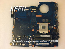 KEFU BA92-08190A BA92-08190B BA41-01582A para Samsung RV520 laptop motherboard HM65 GMA HD3000 DDR3(China)
