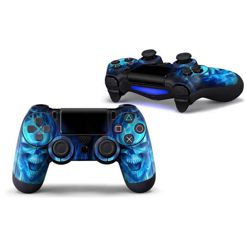 2 Cái/lốc Bảo Vệ Cho PS4 Pro & Mỏng Miếng Dán Bộ Điều Khiển Decal Trang Trí