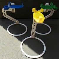 BRAND NEW 3Pcs Set Dental Digital X Ray Film Sensor Positioner Holder Dental Instrument With Box