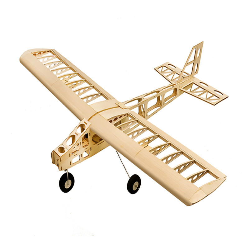 Cloud Dancer 1300mm Wingspan Trainer Balsa Laser Cut RC Airplane Buiding Model Toys Models Flying Wings Gifts Models night dancer