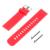 De caucho de silicona venda de reloj de 20mm para motorola moto 360 de liberación rápida 2 42mm Hombres 2015 Correa de Pulsera Pulsera de La Correa Negro Rojo Verde