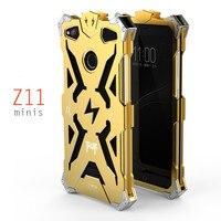 SIMON ZTE Nubia Z11 Mini S Case Metal Armor THOR IRONMAN Aluminum Shockproof Cover Protective Shell