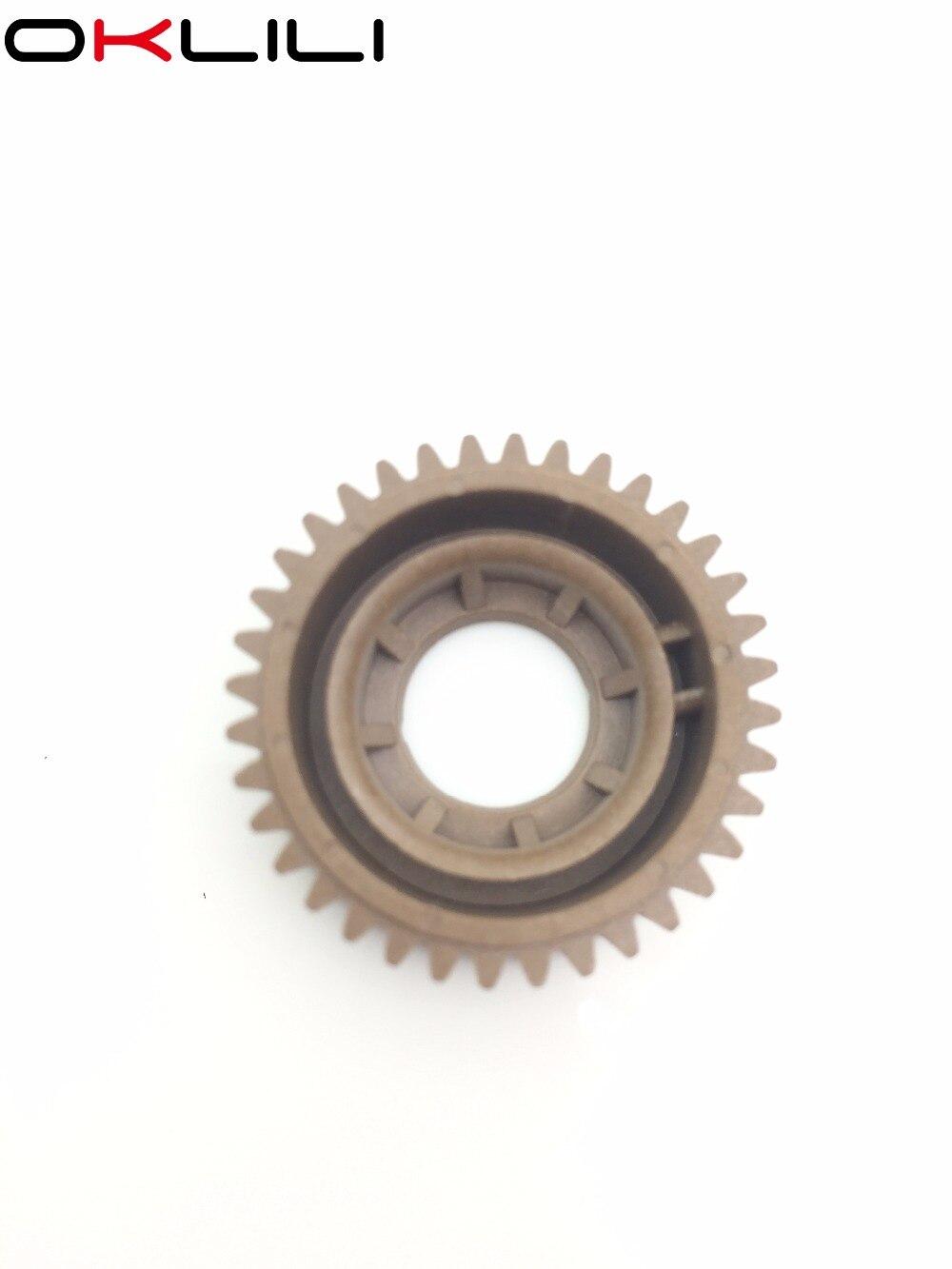 2BR20200 Upper Heat Roller Gear 36T for Kyocera FS1028 1128 1350 2000 2020 3900 3920 4000 4020 1800 1900 3800 6020 KM2810 KM2820 5 x brand new 2hs25260 302hs25260 2br20200 upper roller 36t for kyocera fs1028 fs1128mfp fs1100 fs1300 km2810 km2820mfp