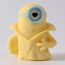 Nicole 3D Minions Silicone Soap Mold DIY Handmade Making Tool