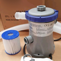 Replacement Flowclear Pool Filter Pump 330 Gal Swimming Pool Filter Pump 230V EU new arrival # 0822 dropping