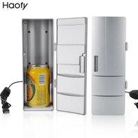 Protableのミニusb pcのラップトップ冷蔵庫クーラーpc冷蔵庫ウォーマークーラー飲料ドリンク缶冷凍庫ビールクーラー高品質