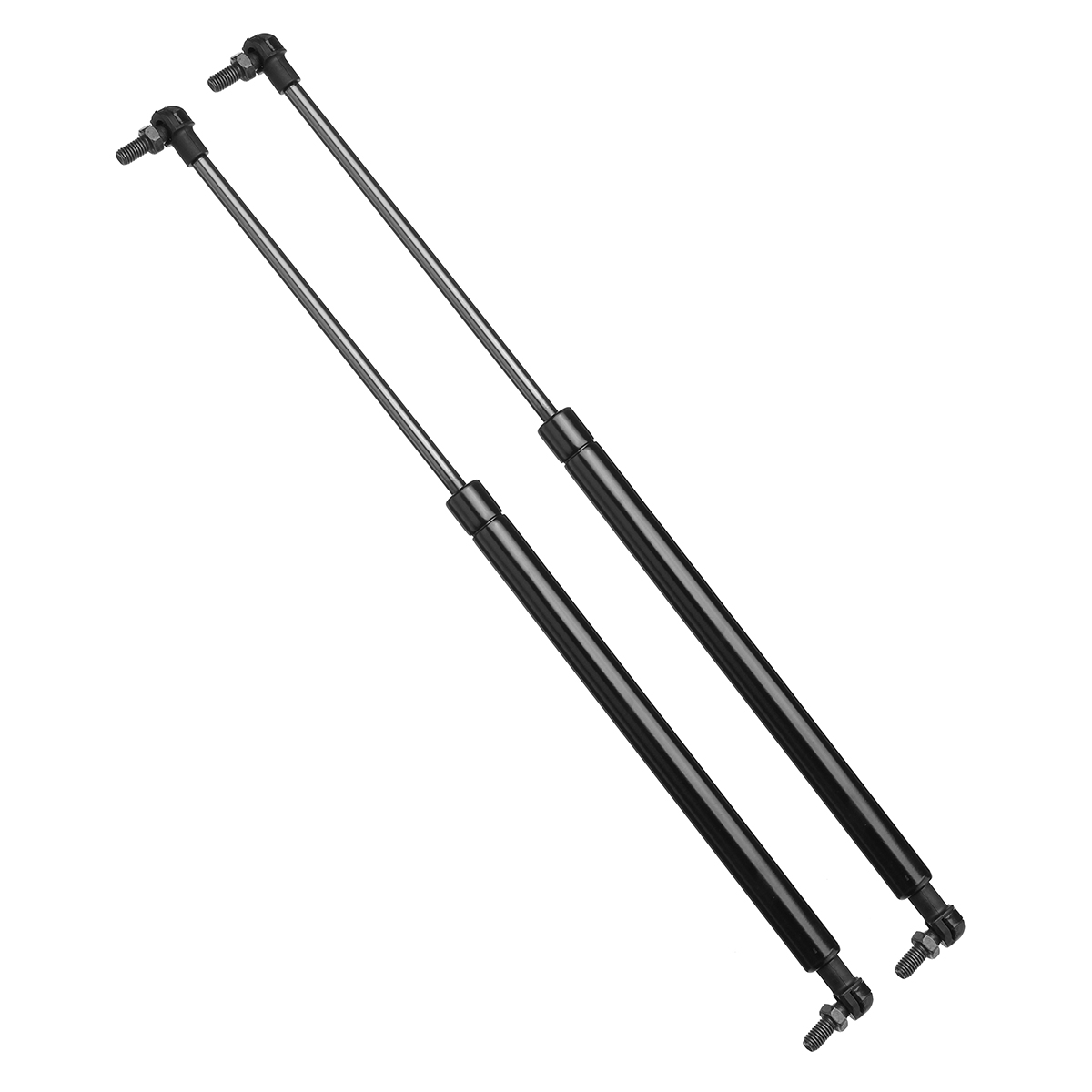 2pcs car rear hatch tailgate gas lift supports struts for honda   civic hatchback 1992 1995