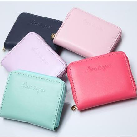 Korean Style Coin Purse Women Mini Small Wallet Portafoglio Donna ...