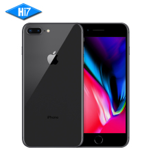 New Original Apple iphone 8 Plus 5.5 inch 256G/64G ROM 3GB RAM Hexa Core 12MP 2691mAh iOS LTE Fingerprint Unlocked Mobile Phone