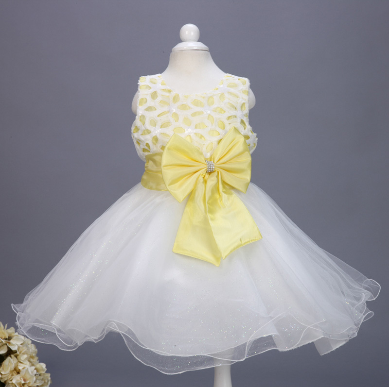 d8b3c2829 The Beautiful Lace flower Girl Dresses Children wedding dress with ...