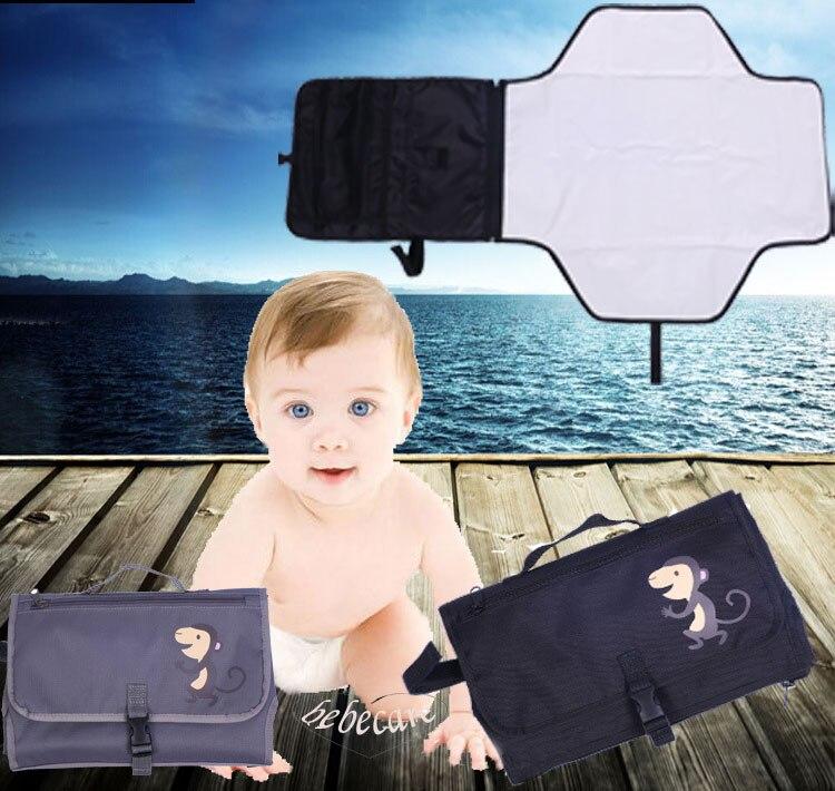 ¬ысокое качество ?етские портативный изменение оврики для маленьких ¬одонепроницаемый подгузники одеяло новорожденным пеленки ¬одонепроницаемый