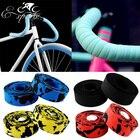 ✔  Прибытие Красочный Велосипедная Ручка Ремень Велосипед Корк Руль Лента Wrap + 2 Бар ✔