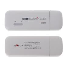 4G LTE FDD Wifi Router 150Mbps Mobile Hotspot Wifi Modem Unlocked 3G 4G Router cheap OPEN-SMART Wireless 1 x USB 2 0 2 4G 150 Mbps