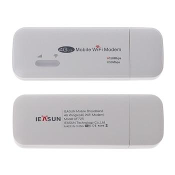 4G LTE FDD Wifi Router 150Mbps Mobile Hotspot Wifi Modem Unlocked 3G 4G Router unlock 150mbps huawei e5577 4g lte mobile wifi router support lte fdd and tdd network band 3 740 fdd 1800 260 plus 2pcs antenna