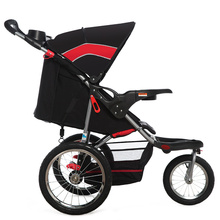 В наличии! европа большая детская коляска 3 колеса большие детские коляски экспортного качества