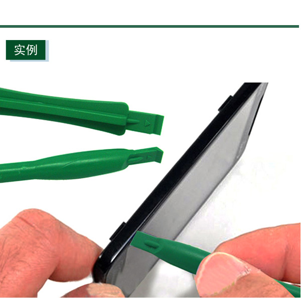 2x Soft Plastic Safe Pry Repair Opening Tool Set for iPhone iPad Samsung Mobile Phone Cellphone