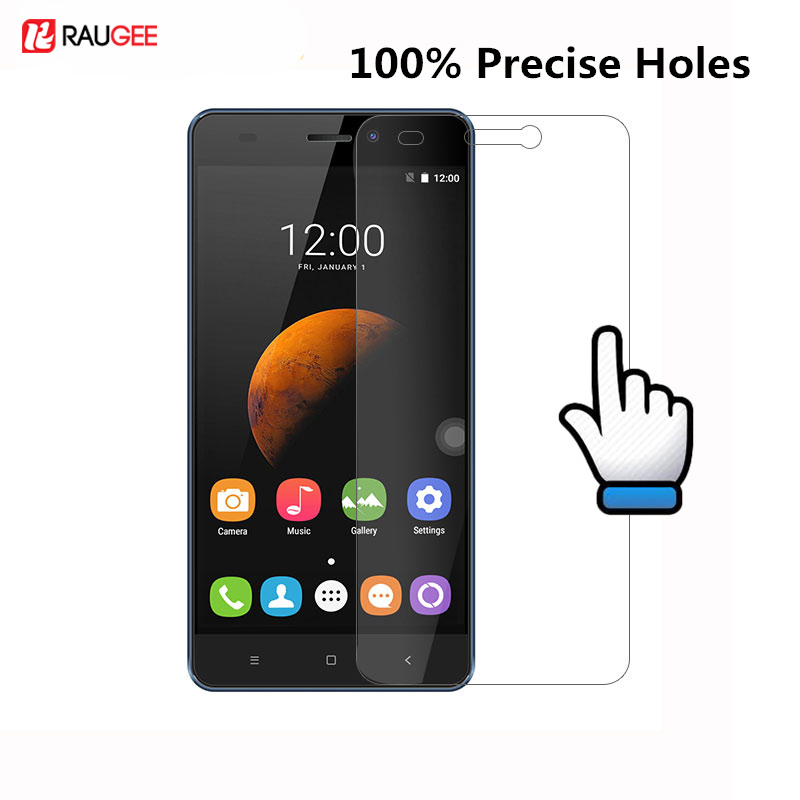 For Oukitel C3 Tempered glass 5inch 9H Premium Screen Protector Film For Oukitel C3 mobile phone