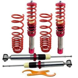 Sprężyna śrubowa zawieszenia Coilover wstrząsy dla BMW E39 520 530 540 528 5 Series 1997-2003 Suspensio amortyzator