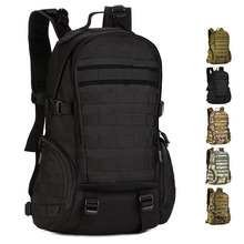 Military Army Tactical Backpack 14″ Laptop Backpack Outdoor Sports Bag Male Travelling Hiking Camping Fishing Hunting Rucksack