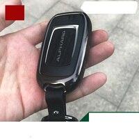 lsrtw2017 car styling car key bag for toyota alphard toyota vellfire 2015 2016 2017 2018