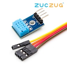 DHT12 module digital temperature and humidity sensor single bus and I2C communication compatible with DHT11