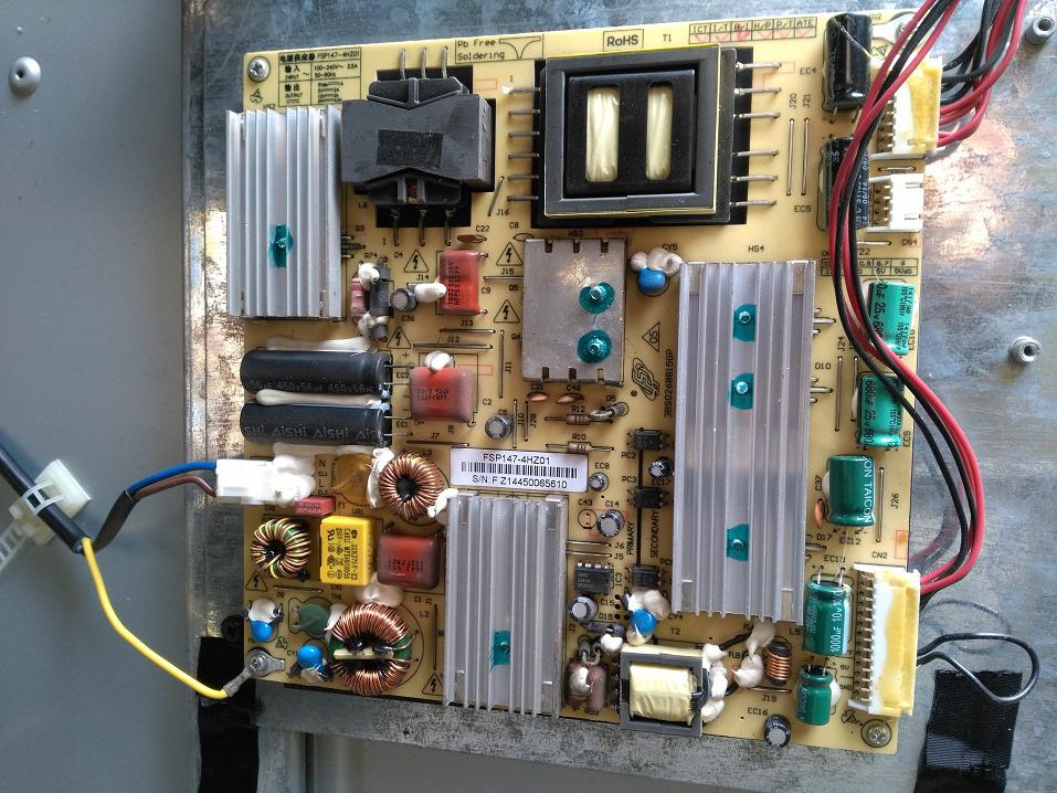 FSP147-4HZ01 3BS0268813GP Good Working Tested