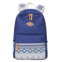 Девушка Рюкзак народной обычай сумка новый 2017 студент школьные сумки женщины mochila Бесплатная доставка CHISPAULO бренд