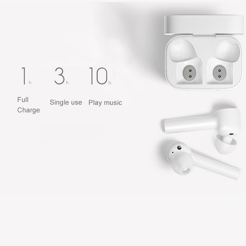 Xiaomi Airdots Pro écouteur Bluetooth casque stéréo ANC commutateur ENC Pause automatique contrôle du robinet écouteurs sans fil - 4