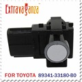2pcs 89341-33180-B0 Parking Sensor Distance Control Sensor Detector For Toyota Corolla Verso 89341-33180
