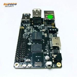 Image 2 - ROCK64 PINE64 HDR אנדרואיד לינוקס מדיה פיתוח לוח Quad Core + 1GB LPDDR3 eMMC שקע + מיקרו SD כרטיס חריץ + Pi 2 אוטובוס + Pi P5 + אוטובוס