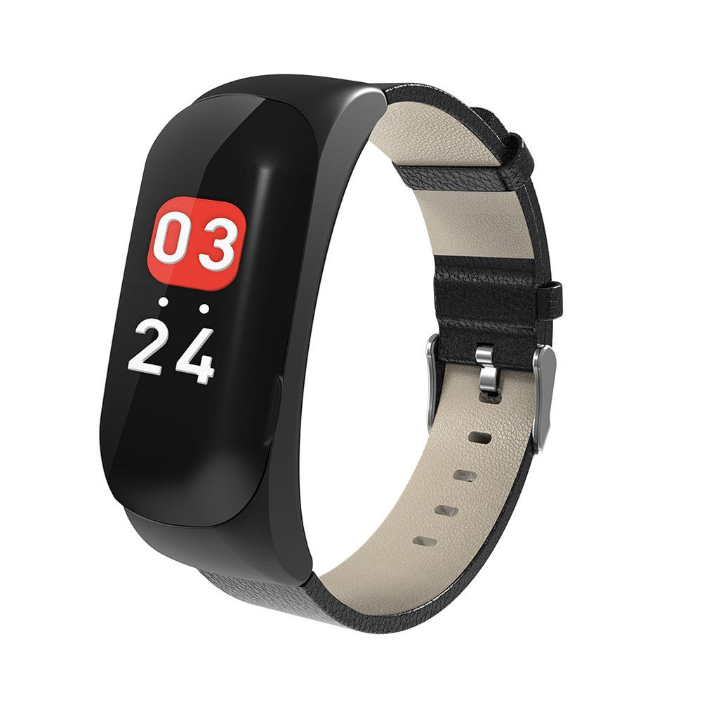 C15 Smart Bracelet Earphones Compatible With Android IOS Smart Wristband Alarm Reminder Sleep Monitor BlackC15 Smart Bracelet Earphones Compatible With Android IOS Smart Wristband Alarm Reminder Sleep Monitor Black