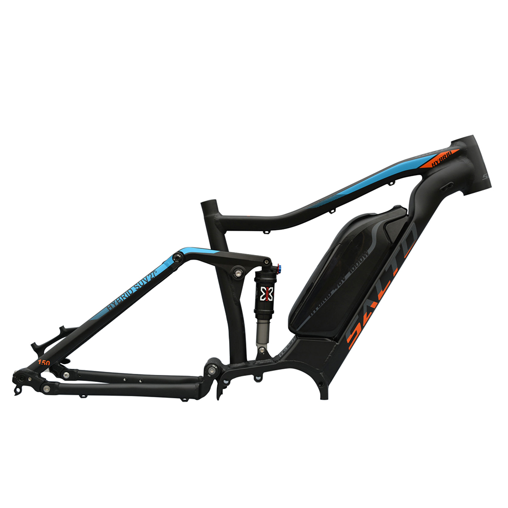 MTB E BIKE motor bike frmae SUV suspension frame aluminium alloy cross country electric frames shock bicycle downhill frame