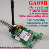 Free Shipping 3G Version GSM Alarm Board SMS Alert Wireless Alarm GA09B Home And Industrial Security
