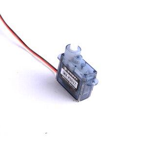 Image 3 - Microservo para avión de control remoto, helicóptero, Dron, barco para Arduino, 1 Uds./3 uds./5 uds./10 Uds./20 piezas Uds. K power P0037 3,7G