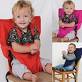 Silla de bebé Portátil Infant Seat Producto Comedor Almuerzo presidente/de Cinturones de Seguridad Alimentar Trona Arnés bebé silla de alimentación