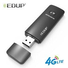EDUP 150 Мбит/с 4 г USB Wi-Fi Dongle LTE Универсальный USB модем Поддержка 3 г/4 г Nano Sim карта для настольных Тетрадь планшет телефон и т. д.