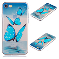 Coque For iPhone 7 Case Cute Colorful Painting Luxury Transparent TPU Phone Case For new iPhone 7 Cover Accessories