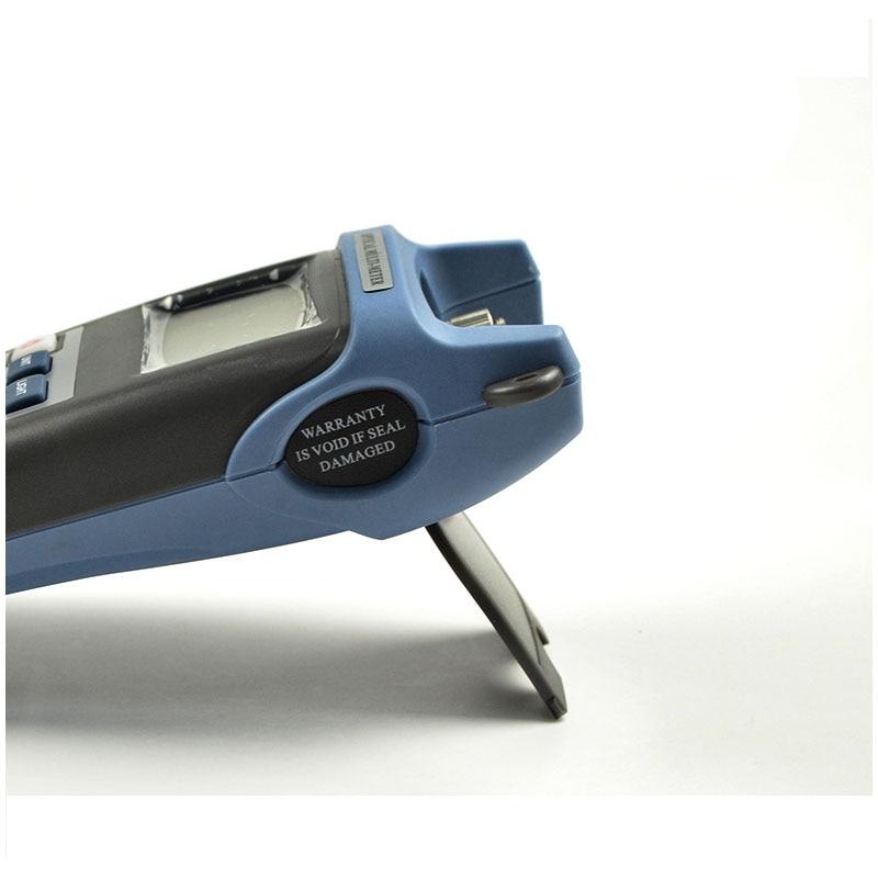 Купить с кэшбэком Portable Optical Power Meter, 10mw 15km Red Laser Visual Fault Locator Tester Tool